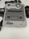 consola super Nintendo - foto