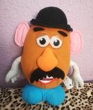 Peluche Mr potato Toy story con voz - foto