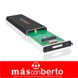 Carcasa convertidora para discos SSD Elu - foto