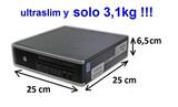 HP 8200 INTEL CORE I5 medidas: 25x25x7cm - foto