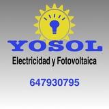 Electricidad y fotovoltaica - foto