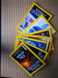REVISTAS NATIONAL GEOGRAPHIC 7 PCS - foto
