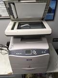 Impresora epson cx11nf mas consumibles - foto