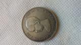 5 pesetas año 1890 - foto