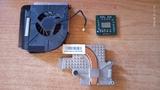hp pavilion dv5-disipador+procesador - foto