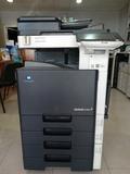 Fotocopiadora color konica minolta c203 - foto