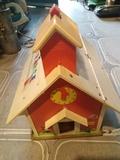 Escuela maletin Fisher Price Toys  1971 - foto