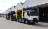 mudanzas Cantabria transporte  vehiculos - foto