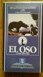Cinta vhs original el oso de annaud - foto