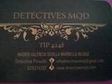 Detectives MQD Valladolid - foto