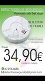 detectores de seguridad hogar - foto