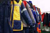Limpieza de ropa de trabajo - foto