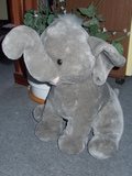 Peluche elefante - foto