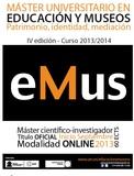 MÁSTER EDUCACIÓN Y MUSEOS - foto