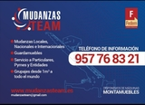 Guardamuebles profesional en Córdoba - foto
