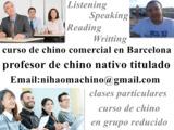 traductor de chino mandarín Barcelona - foto