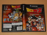 Dragon ball Z Budokai. Gamecube. - foto