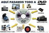 Digitalizar vhs a disco duro, minidv - foto