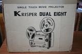 "Proyector de super 8 ""krisper"" - foto"