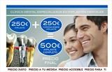 Implante 250 +corona 250 =500  euros - foto