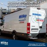 Alquiler de Furgones y furgonetas. - foto