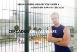 Cerramientos, Cubas, desbroce, reformas, - foto