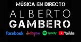 ALBERTO GAMBERO (CANTANTE+DJ+ANIMA2 Y A3 - foto