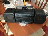 Radio casete mini cadena - foto