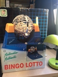 Juego mesa Bingo automático Chicos 90\\\ - foto