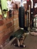 banco para musculacion - foto