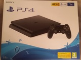 Ps4 playstation 4 1tb + mando dualshock - foto