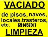 HACEMOS LIMPIEZAS DE TRASTEROS ALMACENES - foto