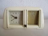 antiguo reloj despertador musical,german - foto