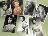 fotos postales actores cine - foto