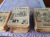 Periódicos de ciclismo - foto