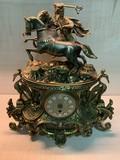 Reloj cobre restaurar - foto