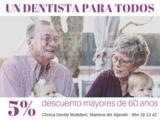 Dentista para Mayores de 60 aÑos 5% dto - foto
