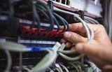 Instalación de redes Utp,Fibra optica - foto