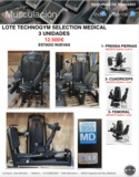 Lote technogym selection medical - foto