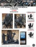 Lote technogym selection medical - foto