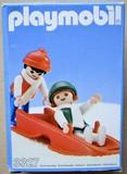 Playmobil 3327 Niños trineo Envío Gratis - foto