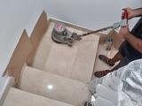 Pulido de escaleras en valencia - foto