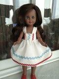 Vestidos muñeca kika/nancy - foto