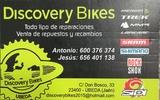 Discovery bikes - foto