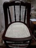 Restauración silla de rejillas - foto