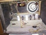 Tocadiscos antiguo modelo MA 650RG - foto