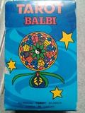 tarot balbi de los años 70. - foto