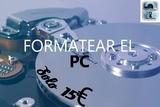 Formateo y Sistema Operativo por 10Euros - foto
