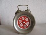 antiguo reloj-despertador kaiser,w.germ. - foto