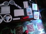Consola Wii y juegos - foto